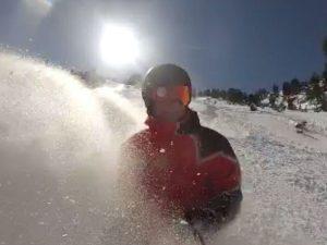 Snowboard Borovets - Bulgaria  Dave Goodall English snowboard instructor